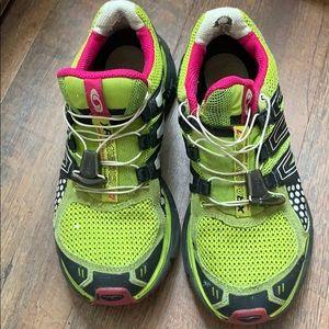 Salomon XR mission shoes 8
